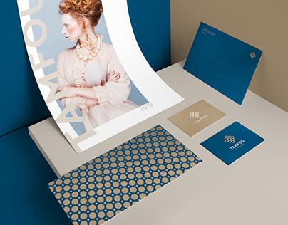 TAMFOU — Brand identity