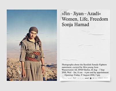 Sonja Hamad »Women, Life, Freedom«