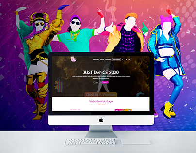 Just Dance   Hotsite