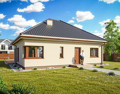 08.2019 House Arch-viz 1