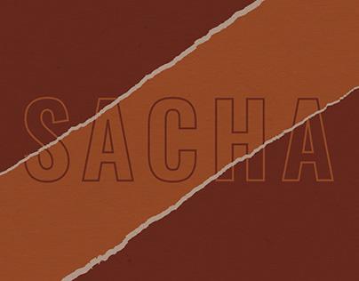Sacha - Visual Identity