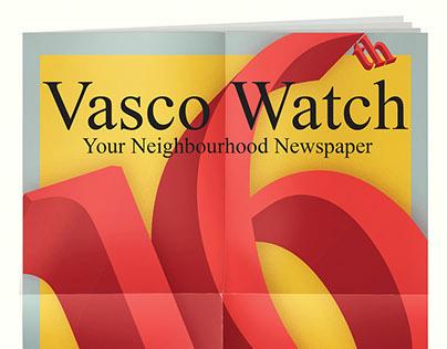 Vasco Watch - Cover Designs