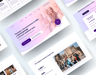 Landing page | Student support center