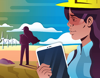 AT&T Wind Energy - Mashable Brand X