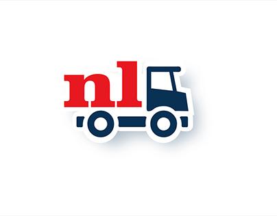 Neutrolink Logistics Logo Design and Branding