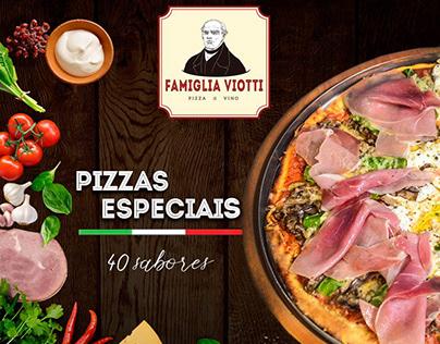 Cliente Famiglia Viotti Pizza e Vino   Taubaté