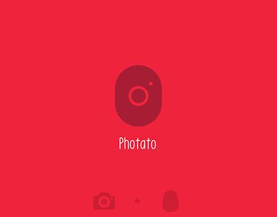 Photato - Logo Design