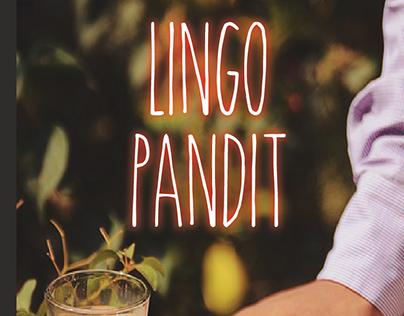 design project:    lingo pandit