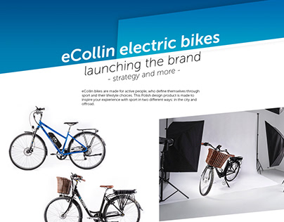 eCollin e-bike brand launch