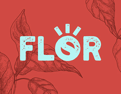 FLOR - Logo & Packaging