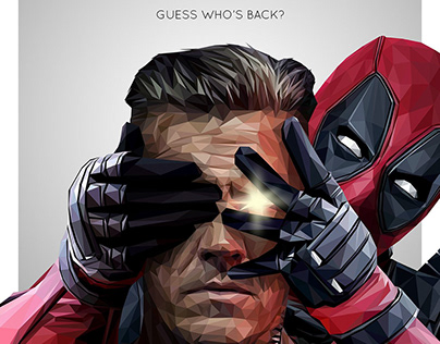 Poster Posse X Deadpool 2
