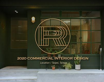 2020 React Visual Commercial Interior Design