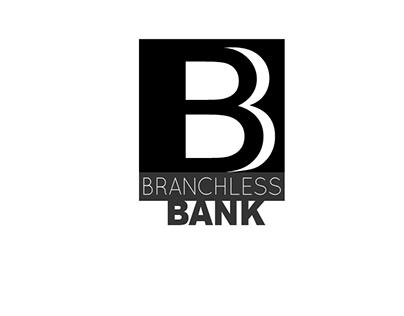 Branchless Bank Logo Study