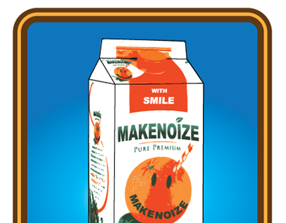Une bonne tranche de jus d'orange