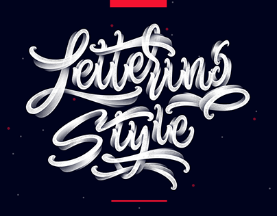Lettering Style!!