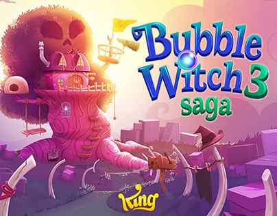 Bubble Witch 3 Saga Envelope