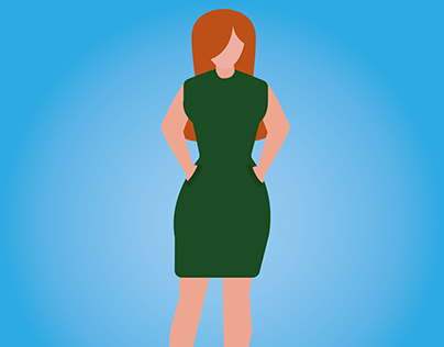 Flat Character Design for an animated explainer video