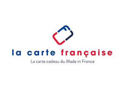 La Carte Française / Identité Graphisme