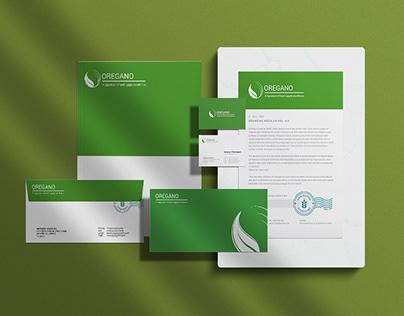 Oregano - Rebranding
