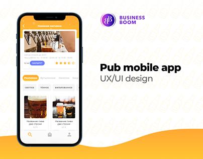 Beerogy | mobile app design & development