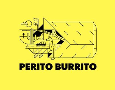 Perito Burrito Logo