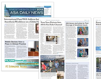 ASA Daily News, 2012