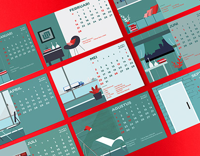 LMAN; 2021 calendar