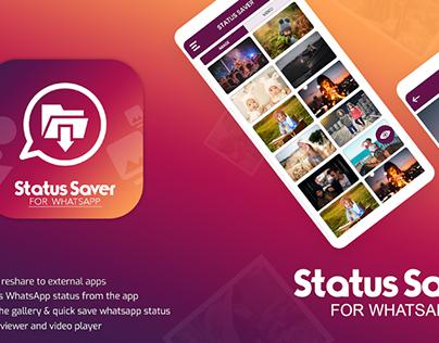 Status Saver for WhatsApp - Download Status