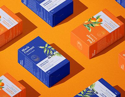 Vitamin Liquid Package Design