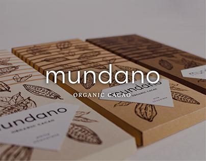 Mundano Organic Chocolate