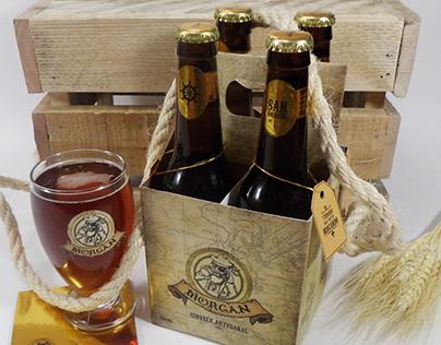 Morgan - Cerveza Artesanal