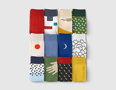 Socks design 2020