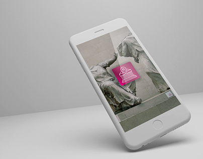 Isart - App for Museum