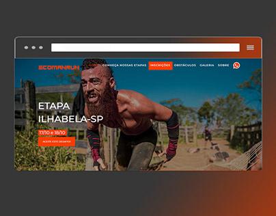 Site Ecomanrun