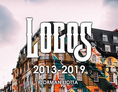 LOGOS 2013-2019 por Jorman Liotta