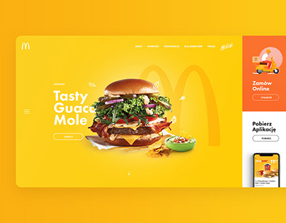 McDonald's Redesign Concept