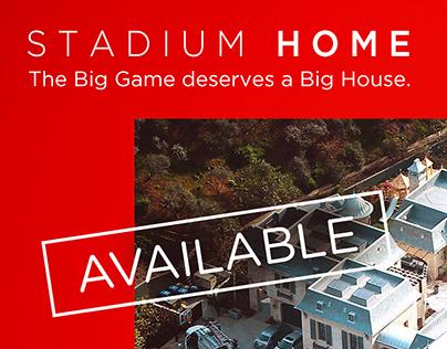 Stadium Home - Coca