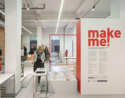 exhibition design: make me!