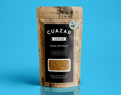 CUAZAR - Packaging