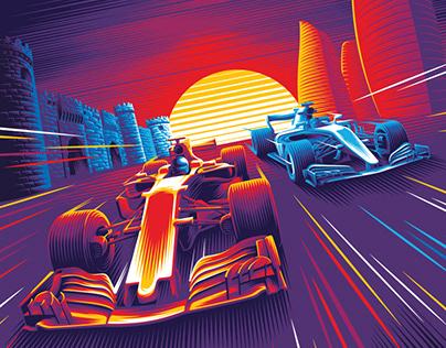 Formula 1 2018 Azerbaijan Grand Prix