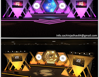 Trilateral Stage Design
