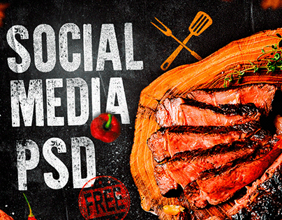 SOCIAL MEDIA CHURRASCO (FREE DOWNLOAD)