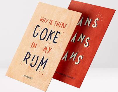 Illustrative Typography