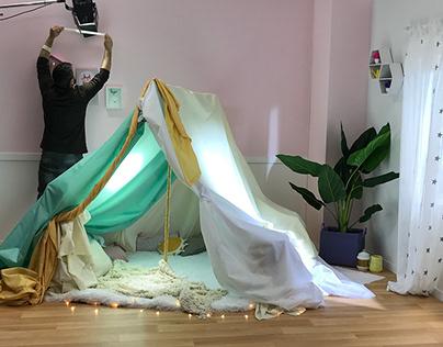Baby gemmy dragons TVC - Asistencia de arte