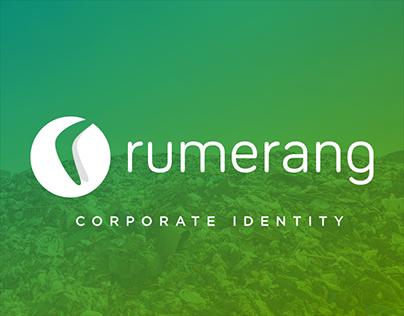 Rumerang Corporate Identity
