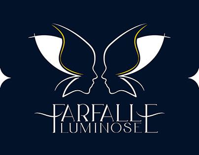 Farfalle Luminose - Logo