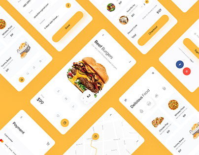 Foodmo - Online Food Delivery App
