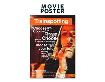 Movie Poster - Trainspotting