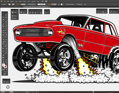 1960 Ford Falcon Gasser Project