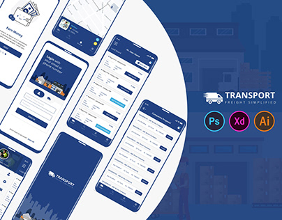 Transport Freight Simplified Mobile App